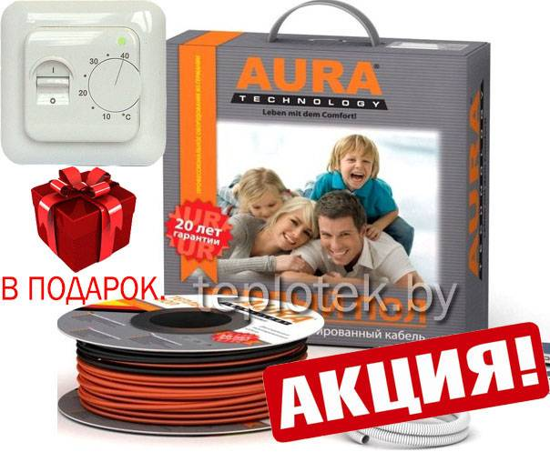 AURA Heating КТА